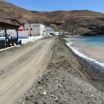 Limpieza de playas.